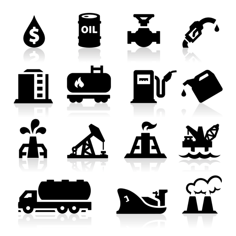 bigstock-Oil-icons-34747679