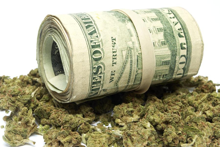 bigstock-Marijuana-Drug-Money-62490206